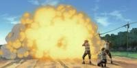 Ash Bomb Generation