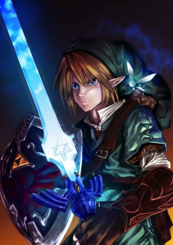 File:Link with Navi.png