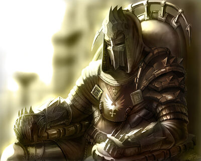 Warlord by tamplierpainter-d3bw04a