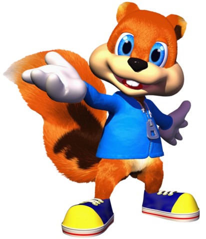 File:Conker Artwork - Conker's Bad Fur Day.png