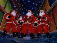 Multiple Santa