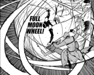 Enshin's Full Moon Wheel