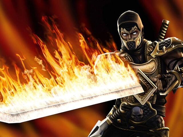 File:Fire Sword Wallpaper yvt2.jpg
