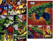 Hulk vs. Onslaught