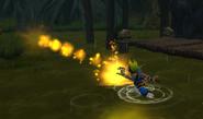 Jak firing Yellow Eco
