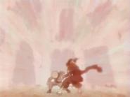 Naruto roaring