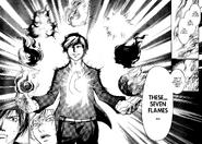 Prime Minister Fujiwara's Seven Flames