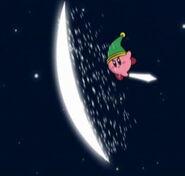 Kirby Sword Beam