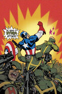 Captain America Fight