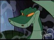 SwamCydney Snake Smirk