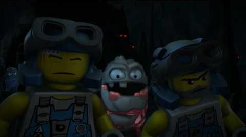 LEGO Power Miners Teaser