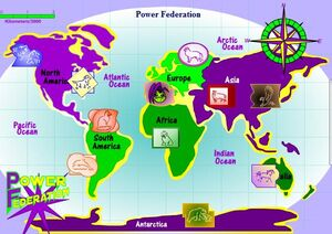 Power federation
