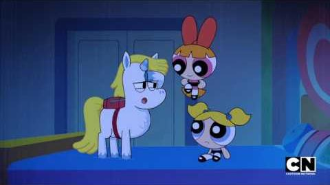 NEW The Powerpuff Girls S02E01 (155) - The Last Donnycorn (PREVIEW) (720p HD)