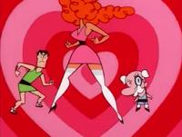 Powerpuff Girls in Criss Cross Crisis