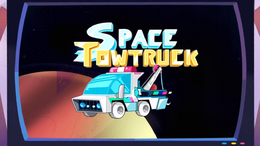 Space Towtruck