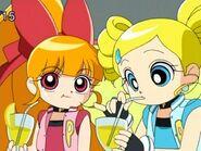 PPGZ Momo-Miya drinking