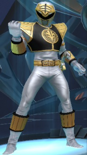 Legacy Wars Mighty Morphin White Ranger