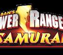 Power Rangers Samurai (toyline)