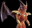 Dragon Dark King Salamandes
