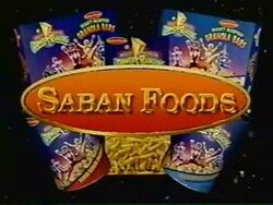 Saban Foods Logo