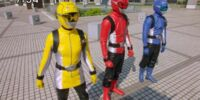 Filmloid's fake Go-Busters