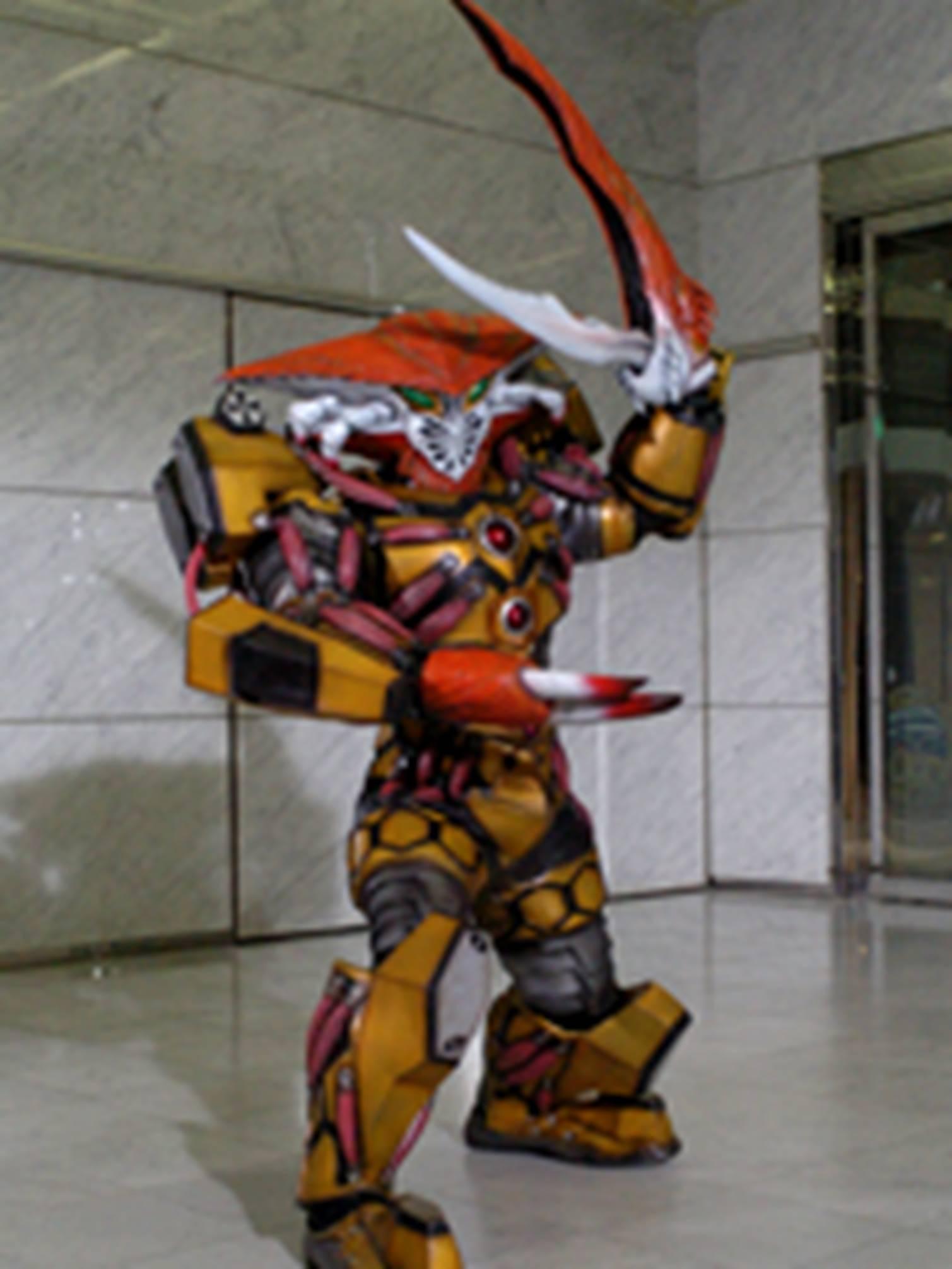 dragian ganymede rangerwiki fandom powered by wikia