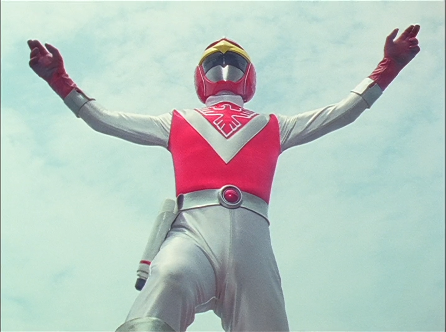 File:Red Falcon Gaoranger vs. Super Sentai.PNG