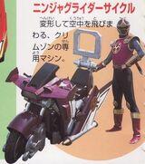 Bikes-crimson