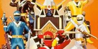Ninja Sentai Kakuranger: The Movie
