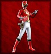 Gosei Red (Dice-O)