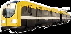 Ressha yellow
