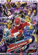 Go-Busters DVD Vol 11