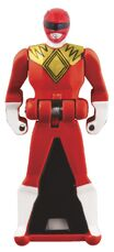 Mighty Morphin Red (Armored)
