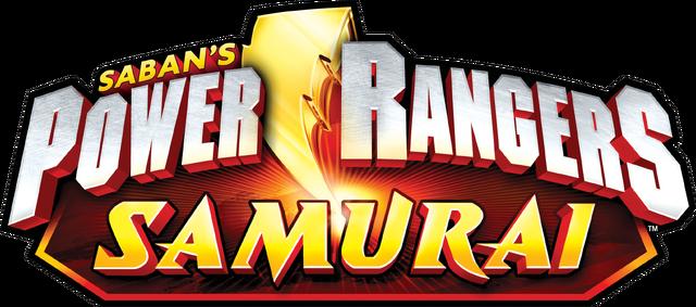 File:Power Rangers Samurai S18 Logo 2011.png