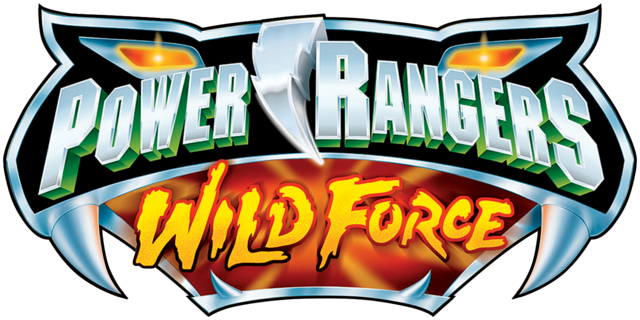 File:Power Rangers Wild Force S10 Logo.png