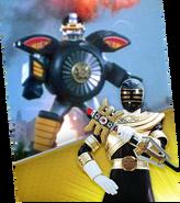 Warrior Wheel Megazord Madness