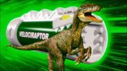PRDC Raptor Zord