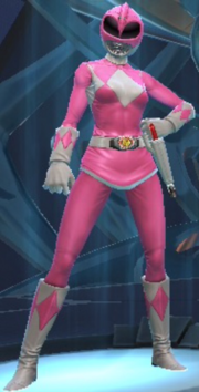 Legacy Wars Mighty Morphin Pink Ranger