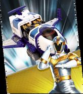 Max Solarzord Megazord Madness