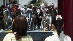 Sentai Grunts Unite