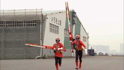KSG Double Shinken Red
