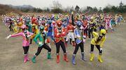 All 35 Sentai