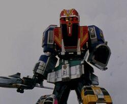 LR Omega Megazord