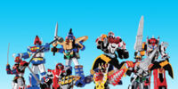 Super Sentai Robot Archives