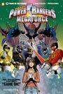 Megaforce Papercutz 1