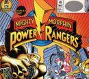 Mighty Morphin Power Rangers (Hamilton) Vol. 1 Issue 6