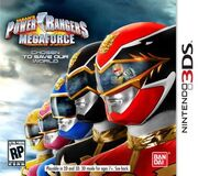 Megaforce game-box