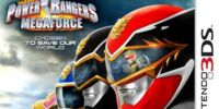 Power Rangers Megaforce (video game)