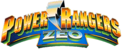Power Rangers Zeo S4 logo