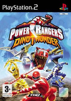 Power Rangers Dino Thunder (video game)